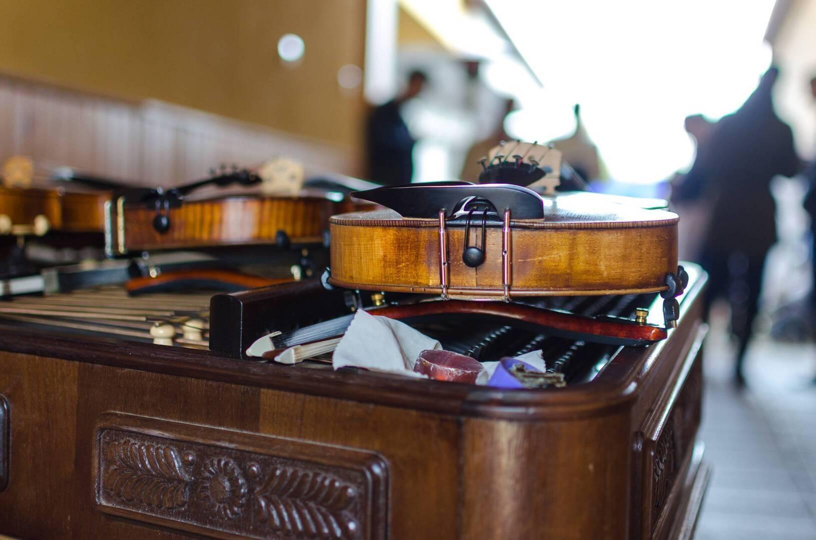 symphony instruments provide effective leadership training