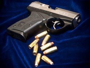 Boberg XR9-S / Bond Arms Bullpup9