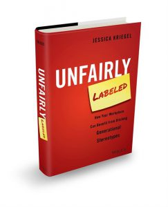 Unfairly Labeled by Jessica Kriegel