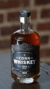 Foundry Distillery 10-year Corn-Based Whiskey