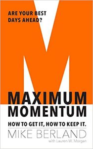 maximum momentum by Mike Berland