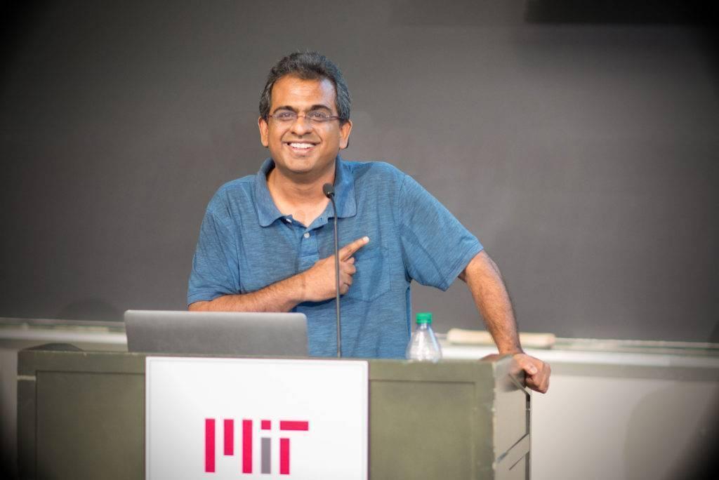 Rizwan Virk, MIT
