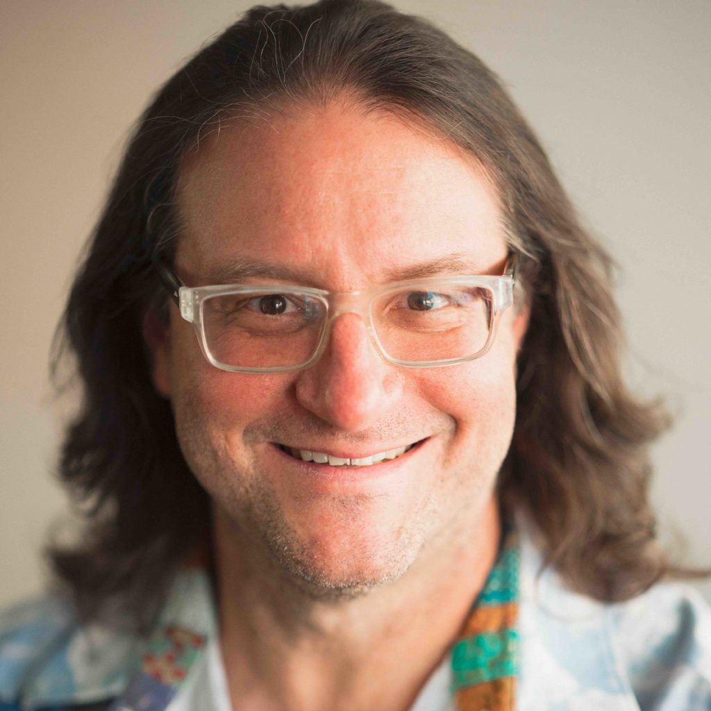 Brad Feld, author of the Startup Community Way