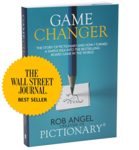 Game Changer by Rob Angel