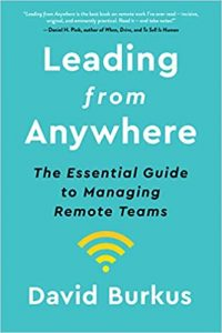 Leading From Anywhere by David Burkus