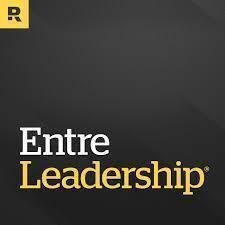 The EntreLeadership podcast logo