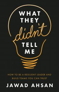 Jawad Ahsan Book: What they didn't tell me