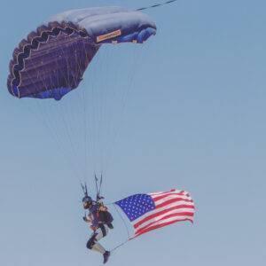 Jay Ly's flag jump